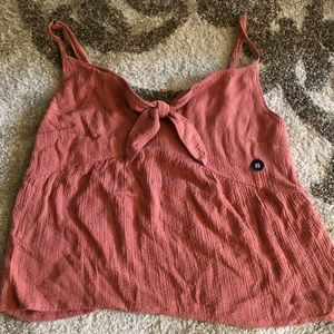 Tank top shirt from Hollister. Never worn before!